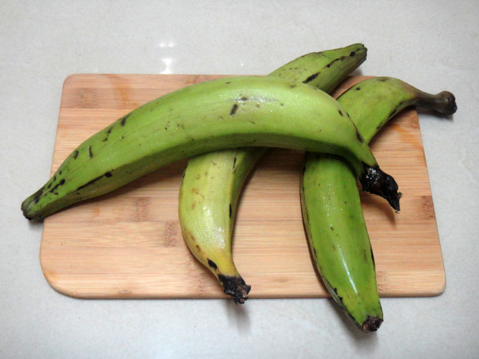 Plantain PlÁtano Maduro Unlike The Verde Is Ripe And Sweet Easiest Way To Cook It Just Put In An Oven For 20 Minutes