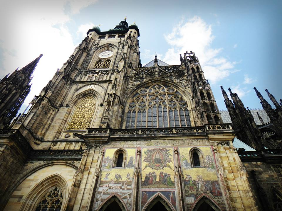 St. Vitus Cathedral // Prague Castle