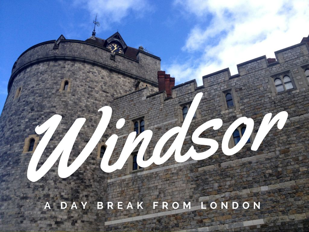 A day trip to Windsor