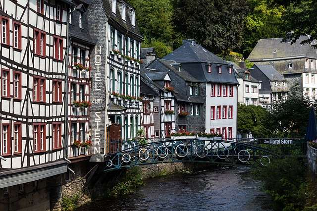 Monschau, Germany // www.therussianabroad.com