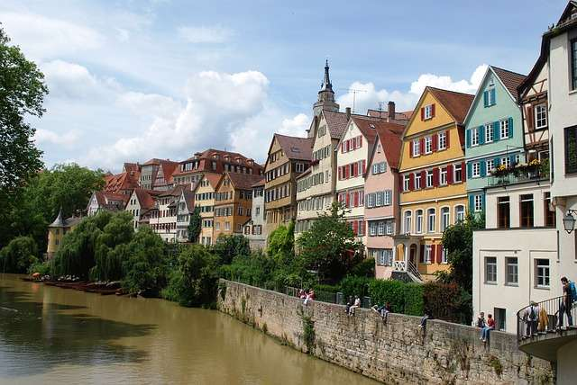 Tubingen, Germany // 8 False German Stereotypes via www.therussianabroad.com
