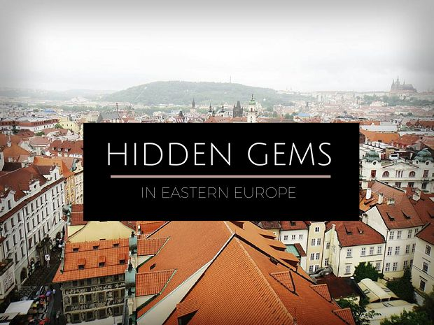 The beautiful off-the beaten path cities in Eastern Europe