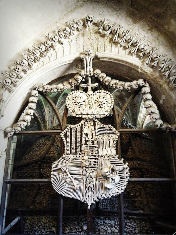 Sedlec Ossuary in Czech Republic