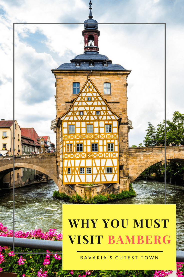 Why you need to visit Bamberg, Bavaria's prettiest town