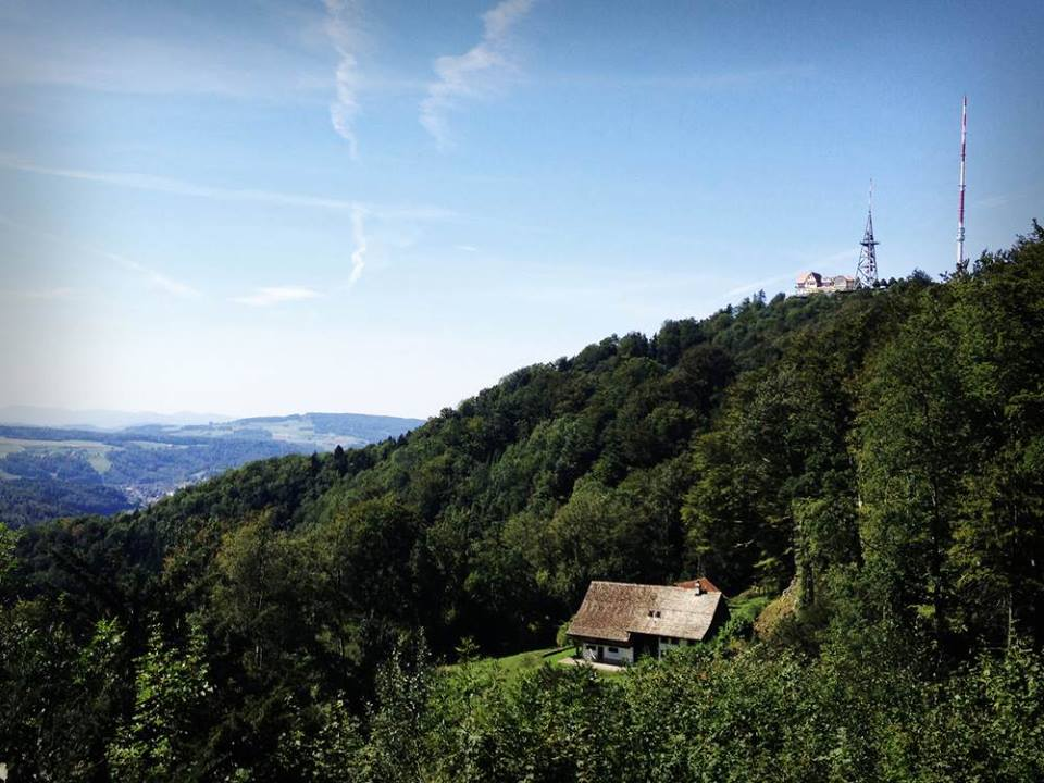 Hiking in Zurich