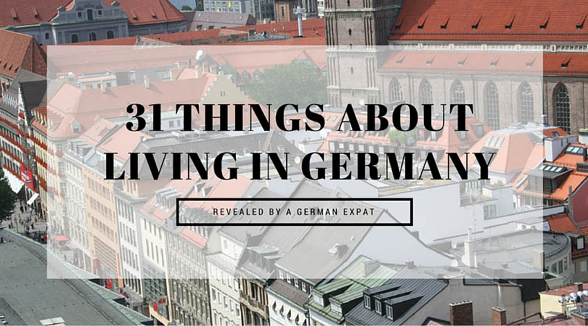 31 things they didn t tell you about living in germany. Black Bedroom Furniture Sets. Home Design Ideas