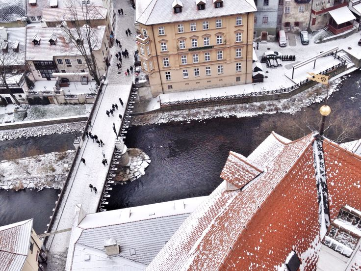 Cesky Krumlov: a magical wonderland frozen in time