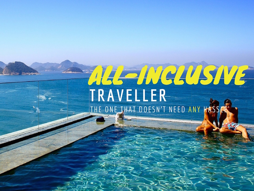 all inclusive traveller