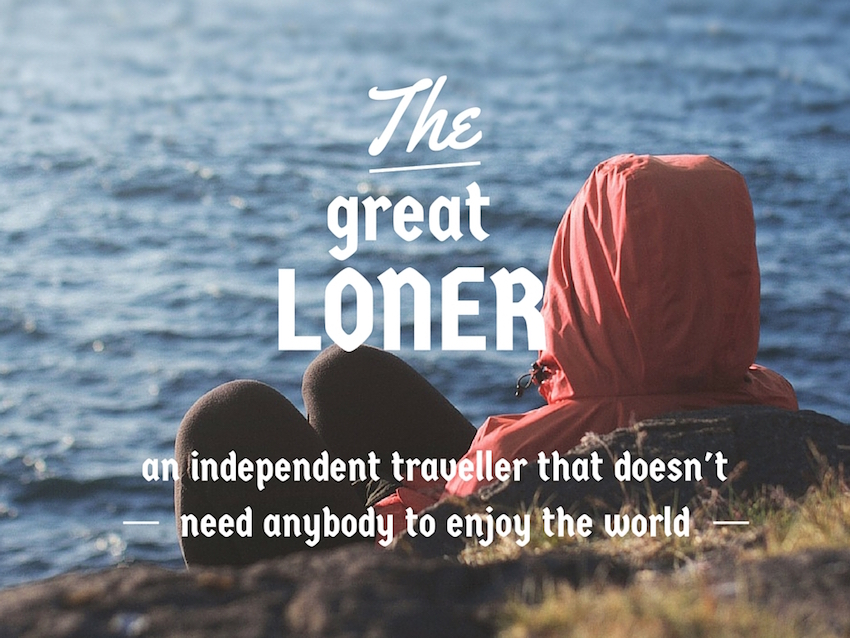 the great loner