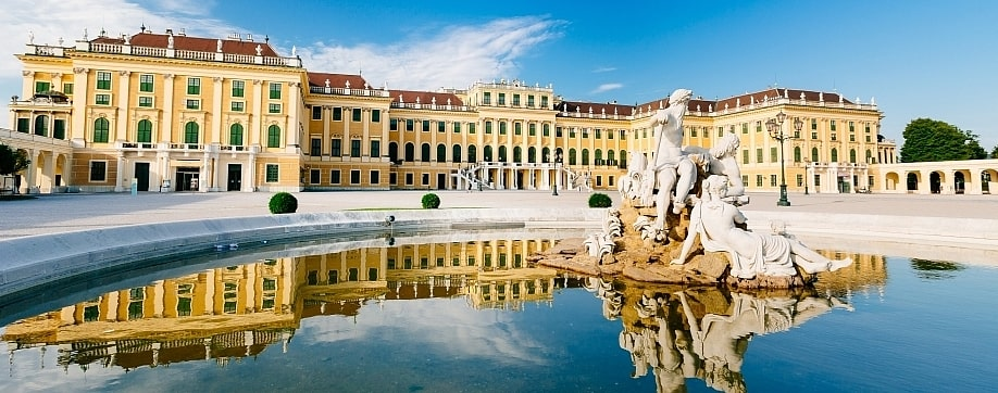 The number of palaces in Vienna reaches 70, which means that there's literally one on every corner. The must-see is, of course, the Schönbrunn Palace — a former imperial residence of the famous Princess Sisi which is now a museum.