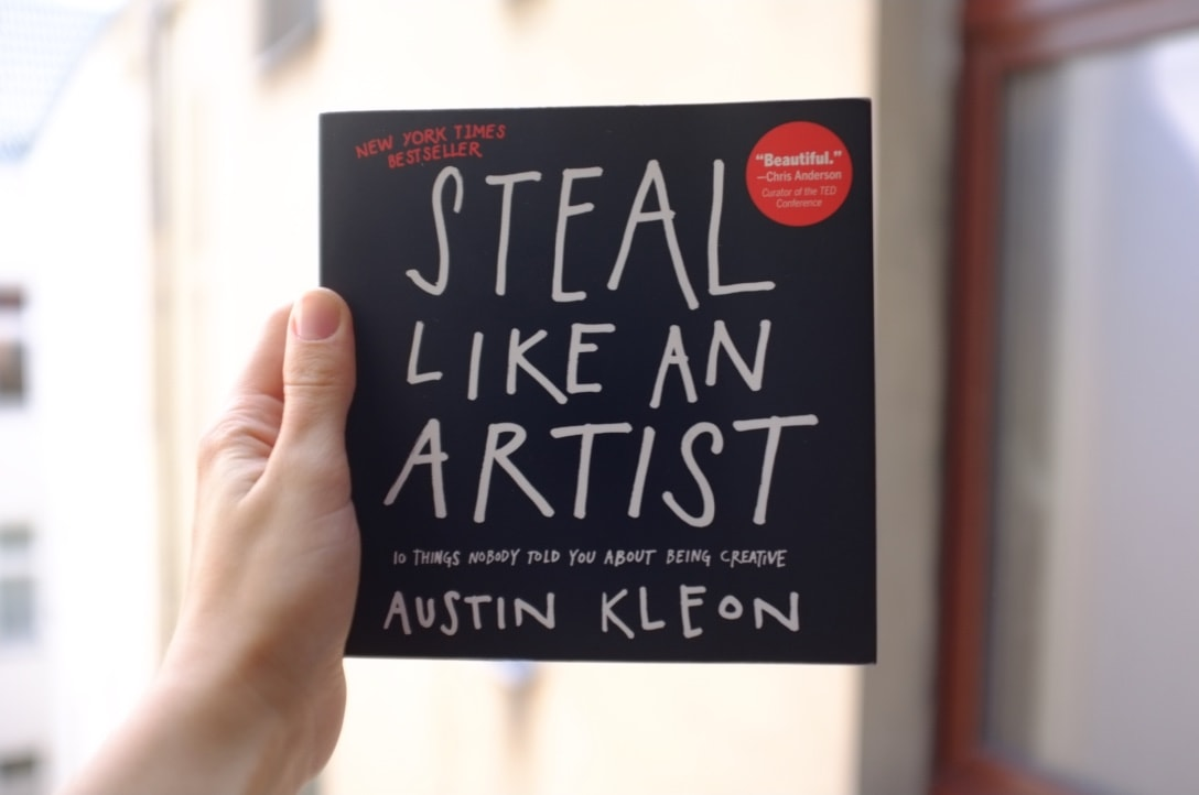 Steal like an artist review