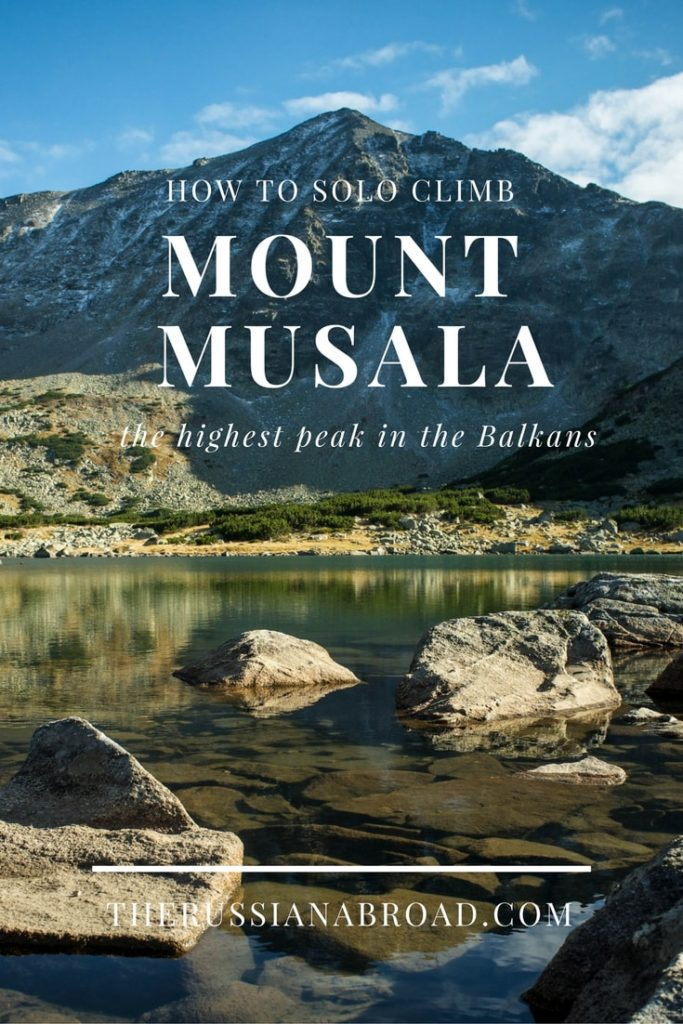 How to climb the Musala peak in Bulgaria: Solo Hiker's Complete Guide