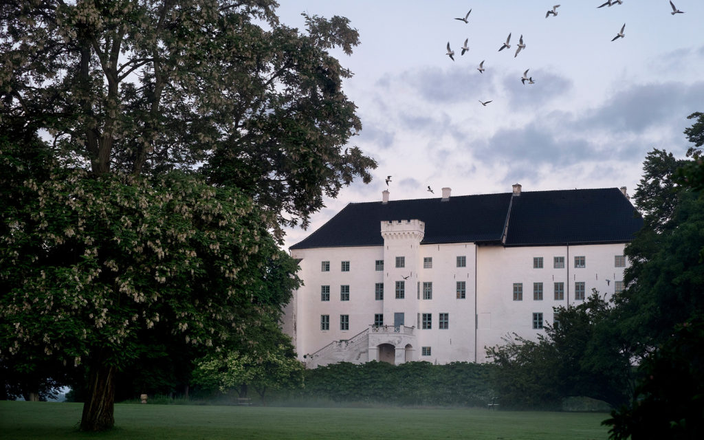 Dragsholm Castle, Denmark, is one of the most haunted castles in Europe.