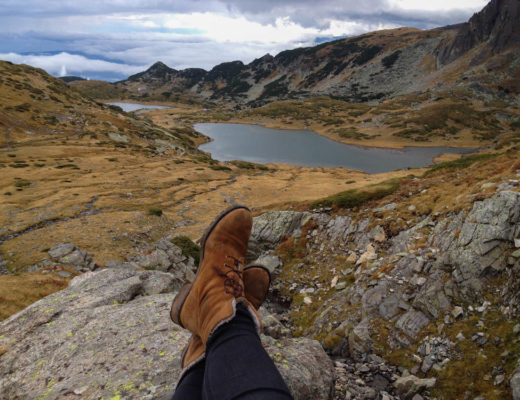 Seven Rila Lakes: postcards from my hike