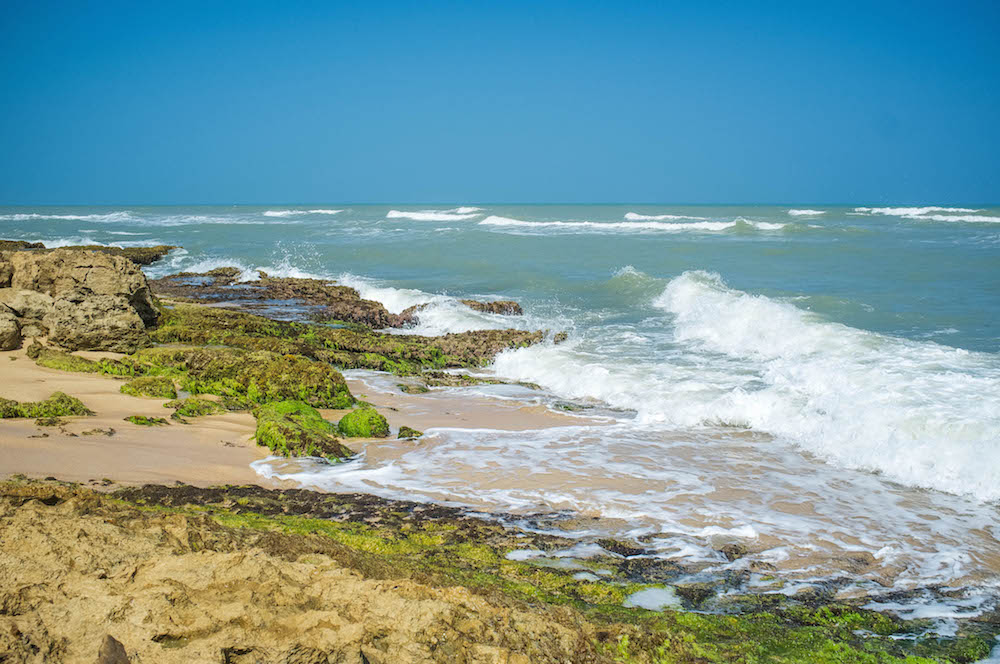 Punta Gallinas in Colombia
