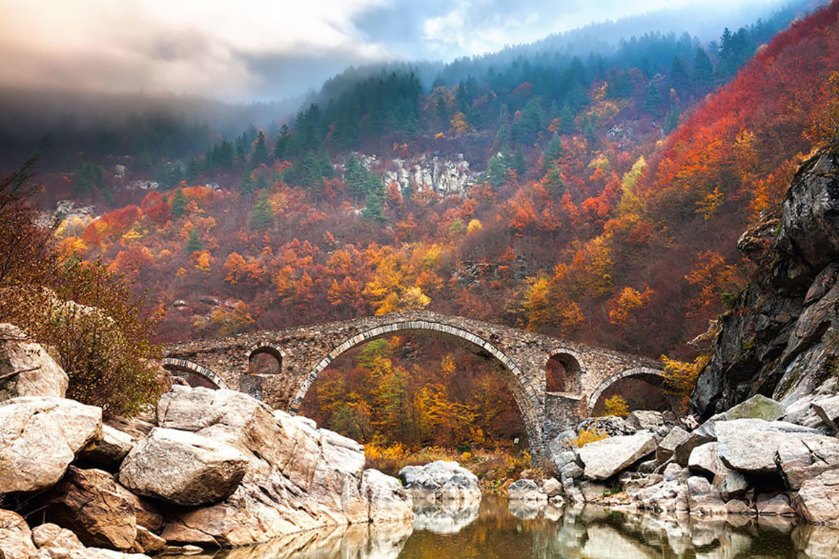 Guide to Bulgaria: Rhodope Mountains