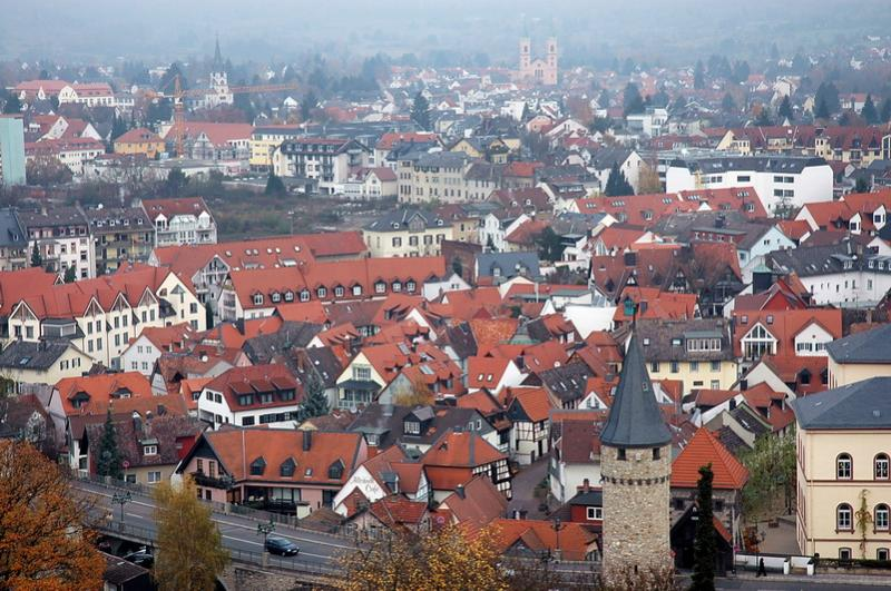 Bad Homburg, one of the Top 4 spa towns in Germany